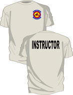 KEL-LAC® Combat Arms Instructor - Shortsleeve T-shirt Full Color