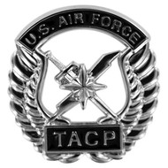 TACP Metal Beret Crest