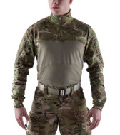 Massif Advanced 1/4 Zip Combat Shirt in OCP Multicam