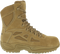 Outer side view of Reebok Rapid Response RB8850 in Coyote