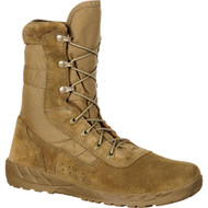 Coyote brown Rocky C7 CXT Lightweight Commercial Military Boot
