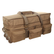 Expanded SOC Gear Rolling Load Out Travel Bag XL