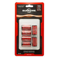 SureFire 123A Lithium Batteries (6 Pack)
