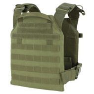 Back of Condor Sentry Lightweight Plate Carrier