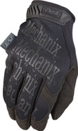 Back of Mechanix Original Tactical Gloves in Black