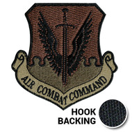 ACC Patch (Air Combat Command) - Multicam OCP
