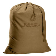 G.I. Type Canvas Barracks Bag