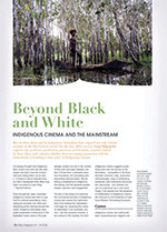 Beyond Black and White: Indigenous Cinema and the Mainstream