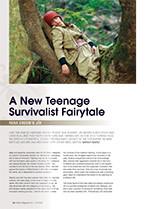 A New Teenage Survivalist Fairytale: Reha Erdem's <em>J