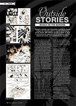 Outside Stories: Manga on the Margins