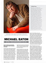 Through the Lens: Interviews from the Australian Film Theory and Criticism Project ?Michael Eaton