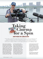 Taking Cinema for a Spin: <em>Aim High in Creation!</em>