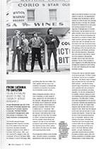 From Catania to Carlton: Italian Australian Migration and the Cinema of Giorgio Mangiamele