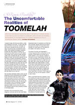 A Remote Possibility?: The Uncomfortable Realities of <i>Toomelah</i>