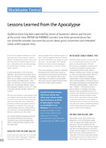 Blockbuster Central: Lessons Learned from the Apocalypse