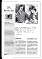 The NFSA? Kodak/Atlab Cinema Collection: <i>Morning of the Earth</i>