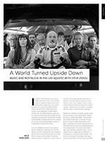 A World Turned Upside Down: Music and Nostalgia in <i>The Life Aquatic with Steve Zissou</i>
