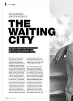 Re-balancing Roles in Kolkata: <i>The Waiting City</i>