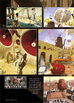 Painting a Motion Picture: An Interview with Shaun Tan