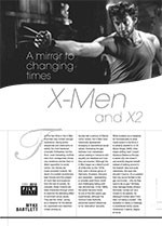 A Mirror to Changing Times: <i>X-Men</i> and <i>X2</i>