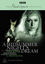 BBC Shakespeare Collection: A Midsummer Night's Dream