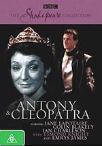 BBC Shakespeare Collection: Antony & Cleopatra