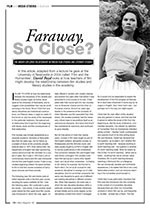 Faraway, So Close? The Under-explored Relationship between Film Studies and Literary Studies