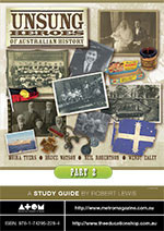 Unsung Heroes of Australian History: Secondary (Part 2)
