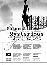 A Future Victorian Adventure: <i>The Mysterious Geographic Explorations of Jasper Morello</i>