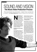 Sound and Vision: The Music Video Production Process
