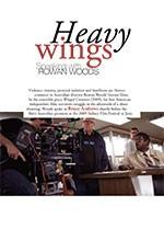 Heavy Wings: Speaking with Rowan Woods