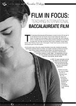 Film in Focus: Teaching International Baccacaureate Film