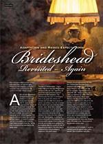 Adaptation and Raised Expectations: <i>Brideshead Revisited</i> ?Again