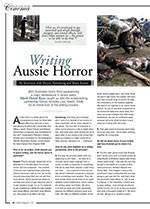 Writing Aussie Horror: An Interview with Shayne Armstrong and Shane Krause