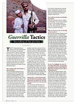 Guerrilla Tactics: The Making of <i>Son of a Lion</i>