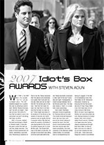 2007 Idiot's Box Awards