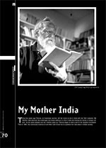 My Mother India