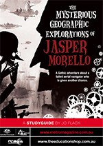 Mysterious Geographic Explorations of Jasper Morello, The