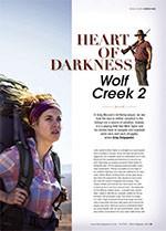 Heart of Darkness: <em>Wolf Creek 2</em>