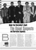 Under the Storyteller's Spell: <i>The Usual Suspects</i> and Narrative Ingenuity