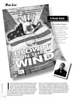<i>Blowin' in the Wind</i>: A Study Guide