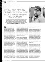 Kenny: The Return of the Decent Aussie Bloke in Australian Film Comedy
