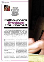 Melbourne's Shadows: <i>The Jammed</i>