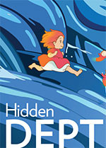 Hidden Depths: A <em>Ponyo</em> study guide