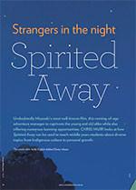Strangers in the Night: <em>Spirited Away</em>