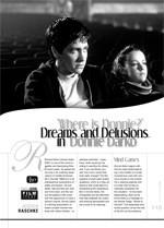 'Where is Donnie?' Dreams and Delusions in Donnie Darko