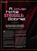 A Love-Hate Struggle: <i>Gabriel</i>