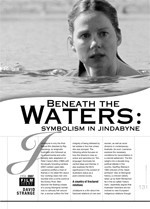 Beneath the Waters: Symbolism in <i>Jindabyne</i>
