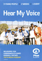 Hear My Voice ?Commonwealth Games Youth Media Program