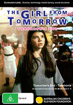 Girl from Tomorrow, The _ Tomorrow's End
